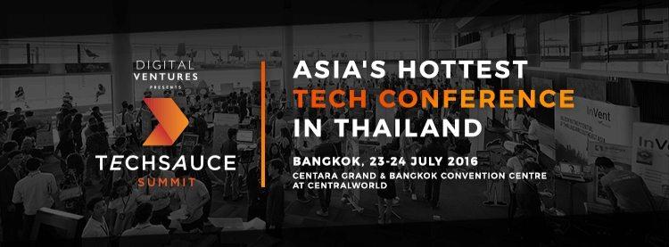 Techsauce Summit