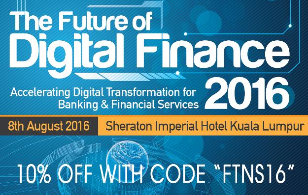 The Future of Digital Finance 2016