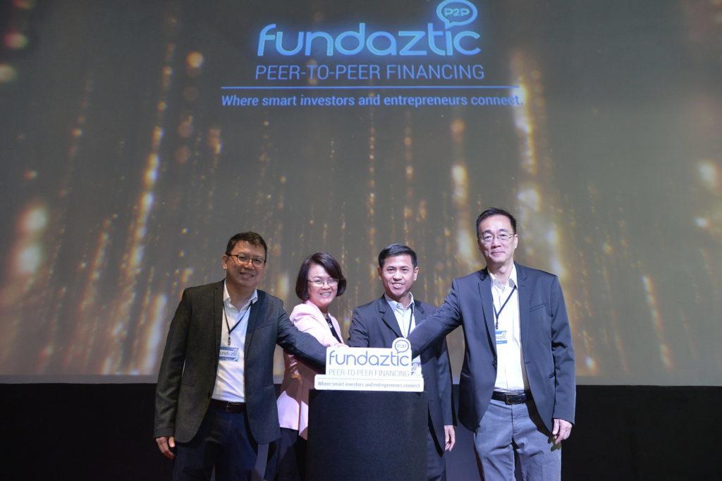 Fundaztic launch