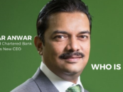 Who Is Standard Chartered Bank Malaysia's New CEO, Abrar A. Anwar?