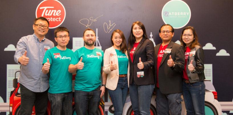 Malaysian Insurtech Company Fatberry Launches Digital Marketplace