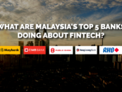 What Are Malaysia's Top 5 Banks Doing About Fintech?