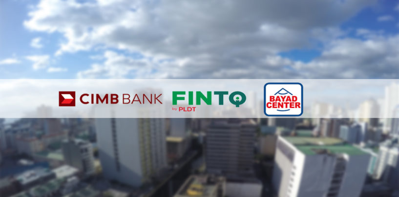 CIMB partners with Philippines' Leading Fintech Player FINTQ and Bayad