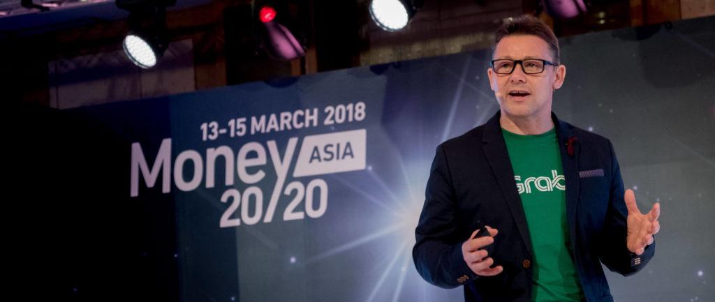 Grab Financial - Jason Thompson, Managing Director, GrabPay Southeast Asia.