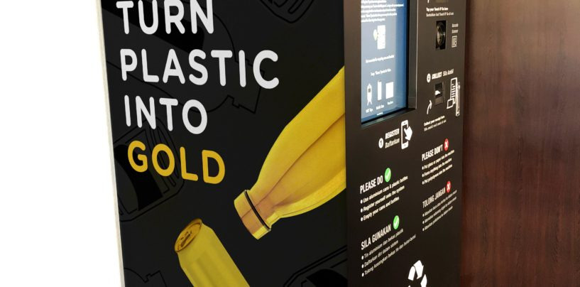 HelloGold Turns Plastic into Gold with KLEAN