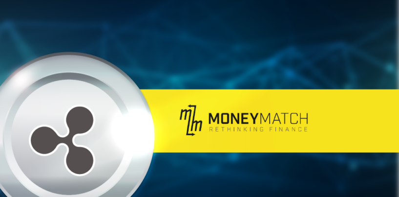 MoneyMatch Embraces Ripple's Blockchain Solution to Power Payments