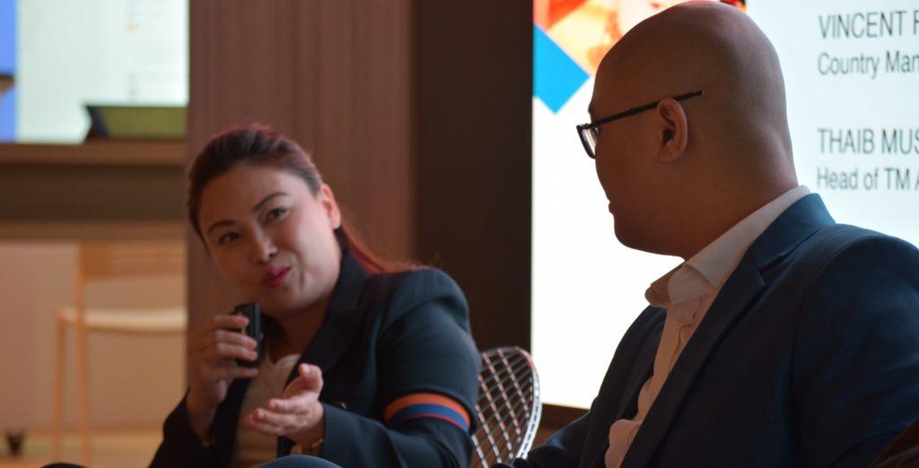 Carol Wang, GM BFSI, TM ONE