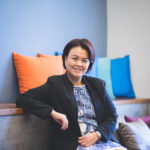Kristine Ng fundaztic pitchin fastest funding malaysia p2p ecf
