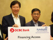OCBC Partners up with P2P Lender Fundaztic to Enhance Financing Access for SMES