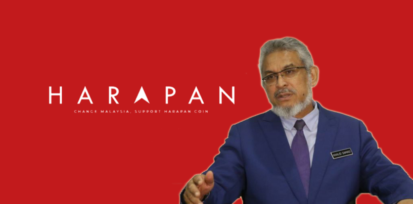 Is Khalid Samad's Harapan Coin ICO Legitimate?
