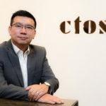 Eric Chin, CEO, CTOS