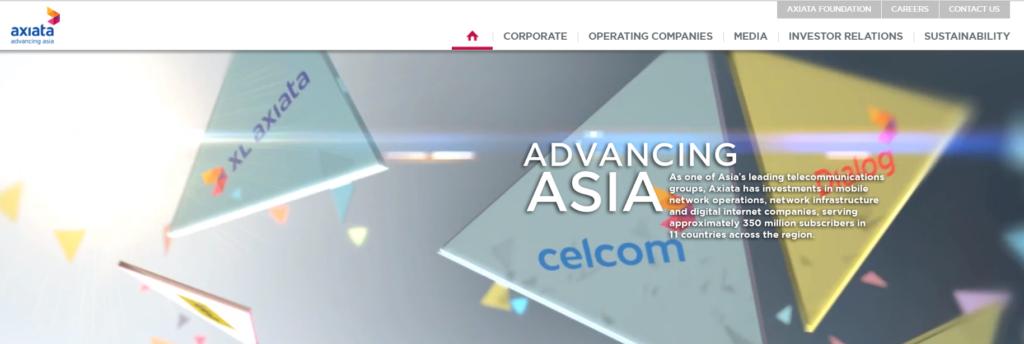 fintech investors venture capitalist companies VC Axiata digital innovation