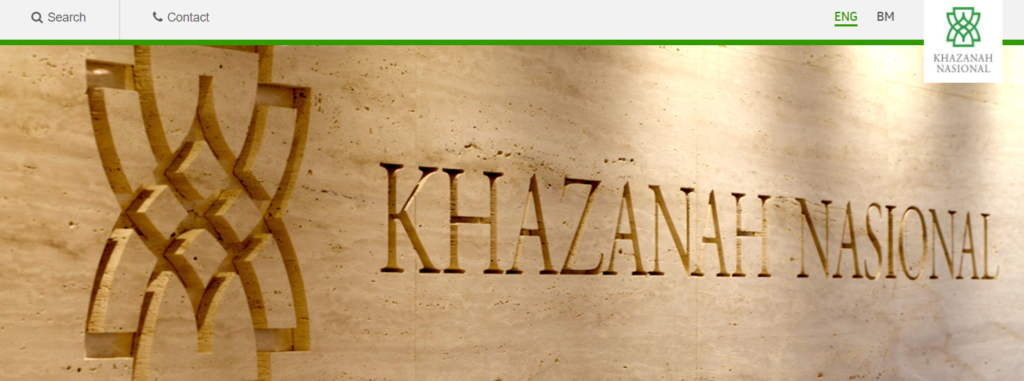 fintech investors venture capitalist companies VC Khazanah Nasional