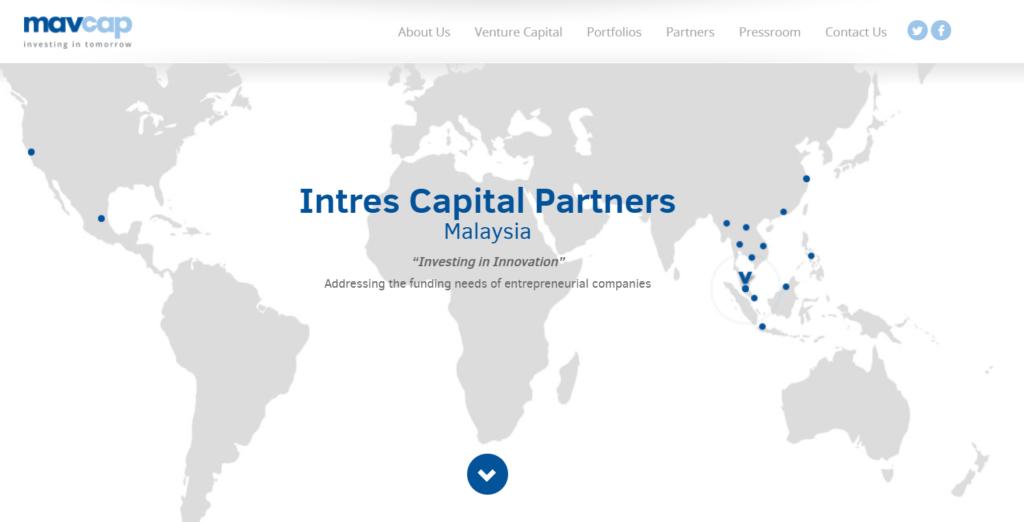 fintech investors venture capitalist companies VC mavcap