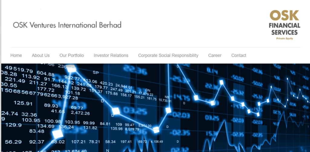 fintech investors venture capitalist companies VC osk financial