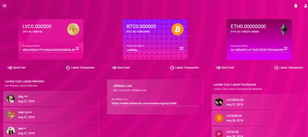 lavida coin website buy dato' vida malaysia ico