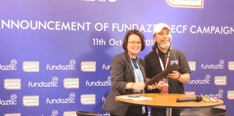 P2P Lending Player Fundaztic to Raise RM3 Million Through pitchIN