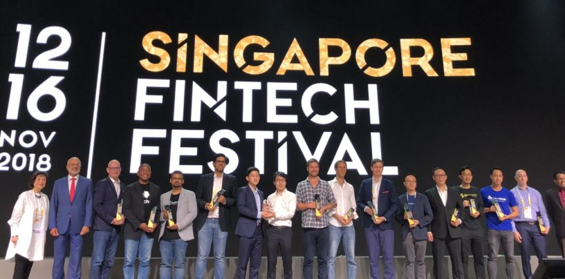 Flying Malaysia's Flag High, MoneyMatch Clinches Award at Singapore Fintech Festival