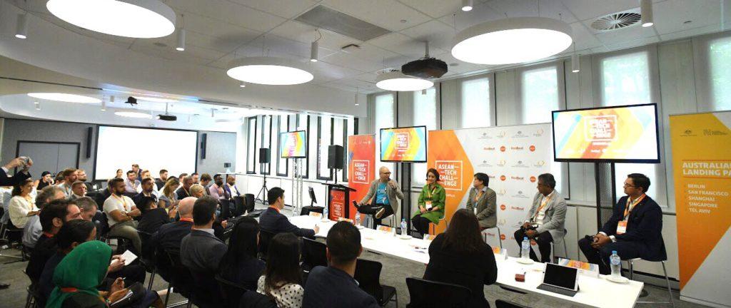 Fintech Australia Asean Tech Challenge - Sydney Fintech- Sydney Startup Hub - Fintech Australia