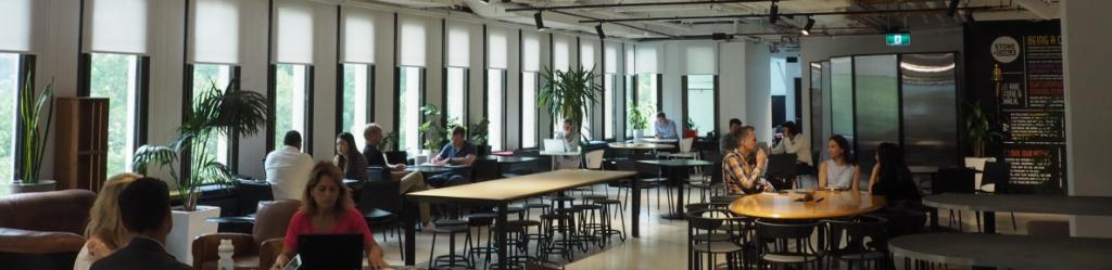 Stone & Chalk -Sydney Fintech- Sydney Startup Hub - Fintech Australia