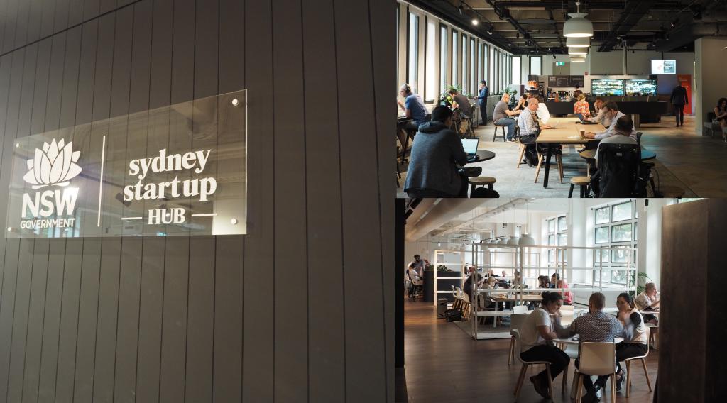 Sydney Startup Hub - Fintech Australia