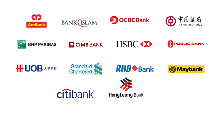 banks available in DuitNow