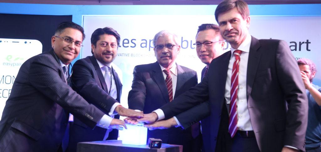Alipay Blockchain Remmitance Malaysia Pakistan