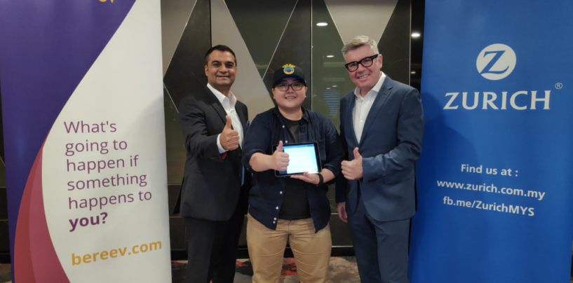 Zurich Partners up with Malaysian Startup to Provide Afterlife Planning to Customers