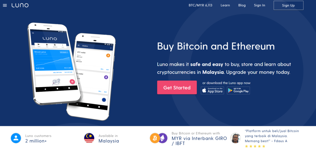 luno malaysia securities commission regulation ico exchanges