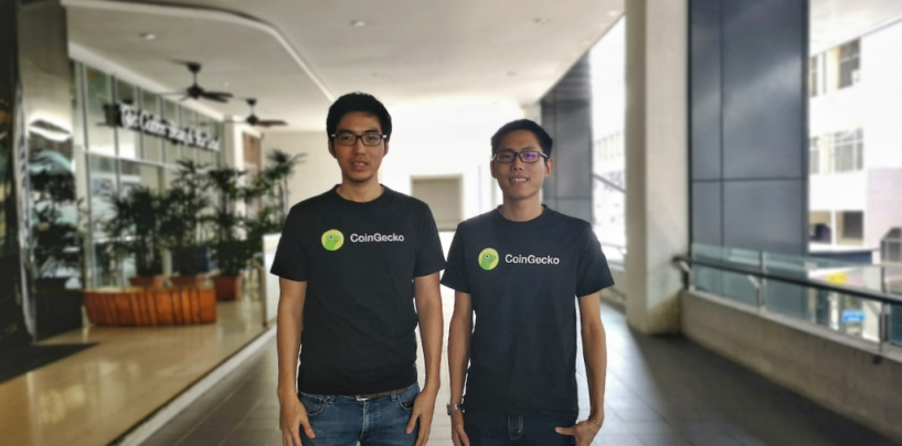 How 2 M'sians Built The 2nd Largest Crypto Aggregator Because They Were Annoyed