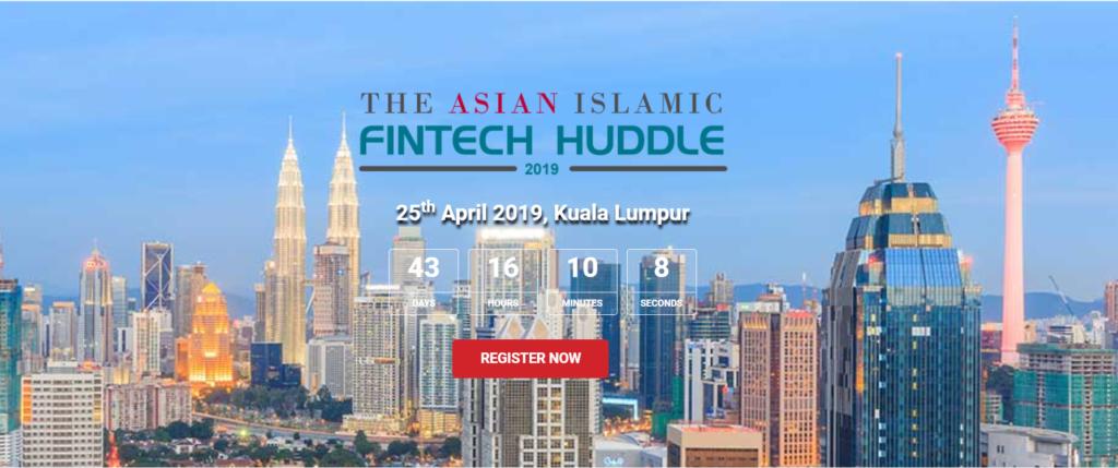the asian islamic fintech huddle 2019