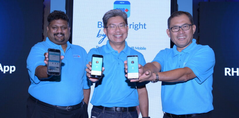RHB Aims to Double Mobile Banking Users with New App