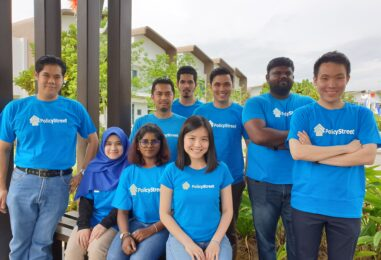 Insurtech Firm PolicyStreet Raises RM 25 Million in Series A Round