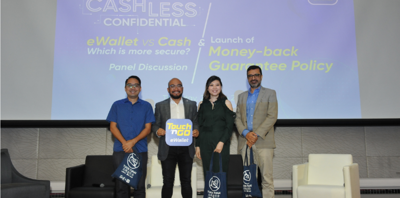 Touch 'N Go E-Wallet Introduces Money-Back Guarantee Function