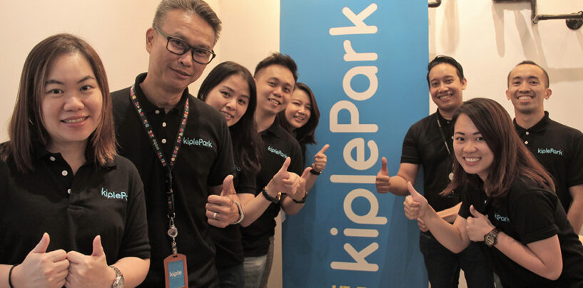 kiplePark to Enable Cashless Parking Using Only Your Car Plate Number