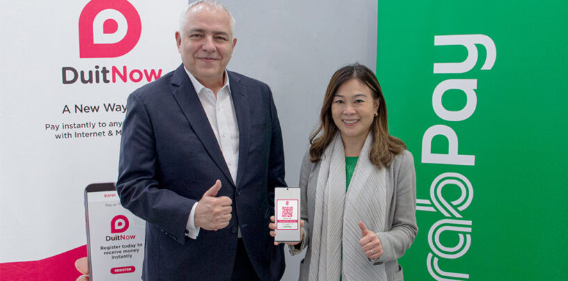 GrabPay Becomes First E-Wallet in Malaysia to Adopt DuitNow QR