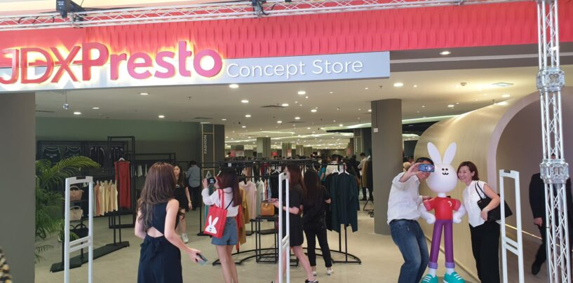 ASEAN's Largest Cashless Store Launched in Kuala Lumpur