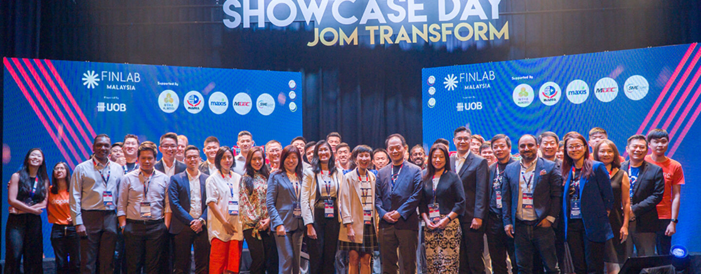 UOB Finlab's Jom Transform Programme Sees 30% Increase in Productivity for its SME Cohort