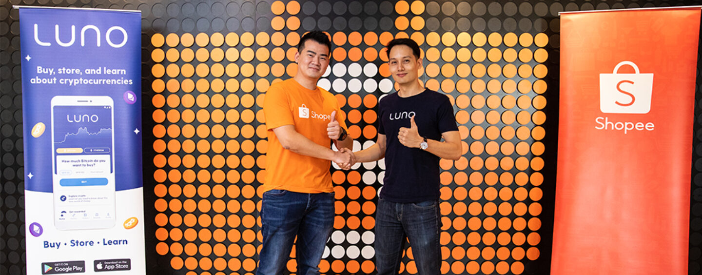 Luno Announces Partnership With Shopee