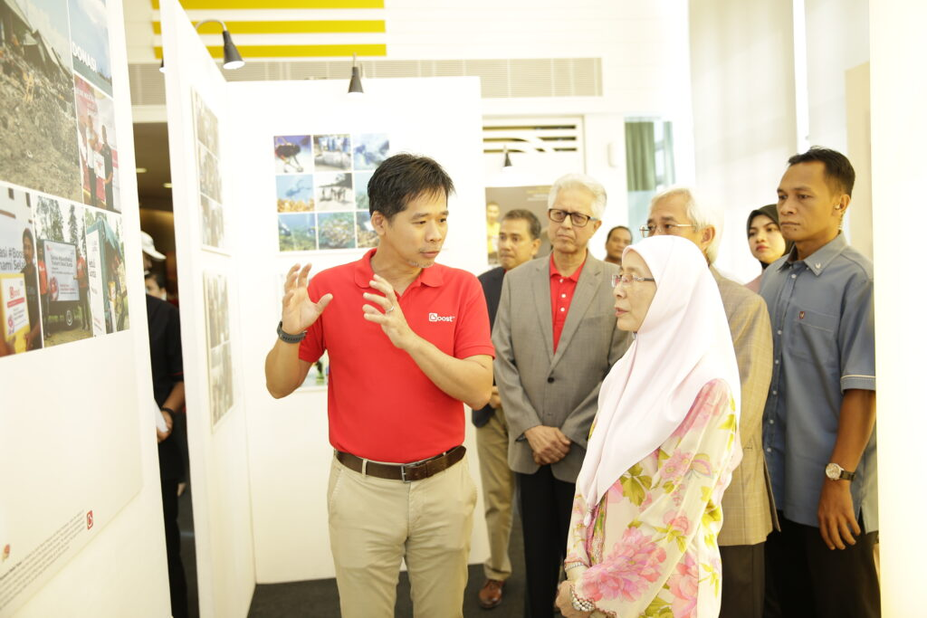 Top Fintech Malaysia 2020 - Axiata-Boost
