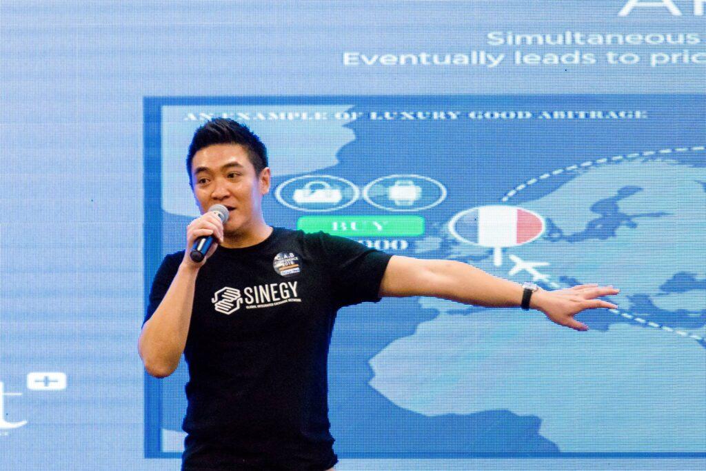 Top Fintech Malaysia 2020 - Sinegy