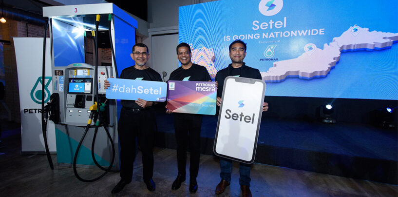 PETRONAS' Petrol e-Payment Solution Setel Will Soon Be Available Nationwide
