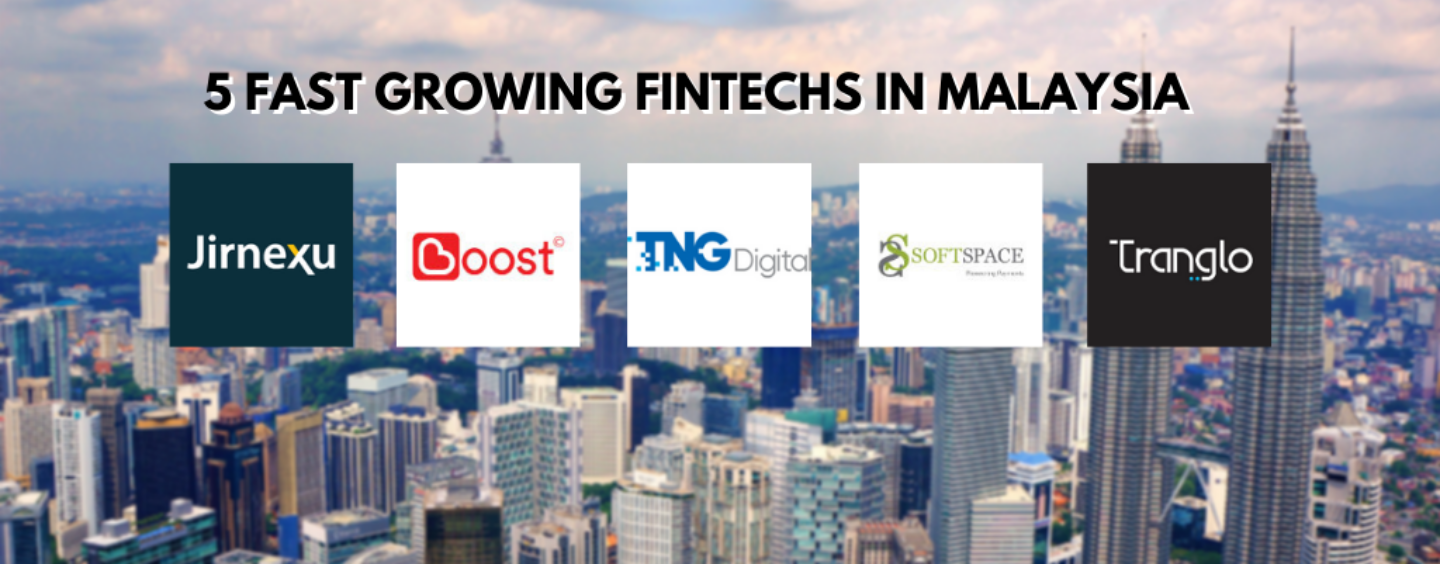 5 Fastest Growing Fintechs in Malaysia According to IDC