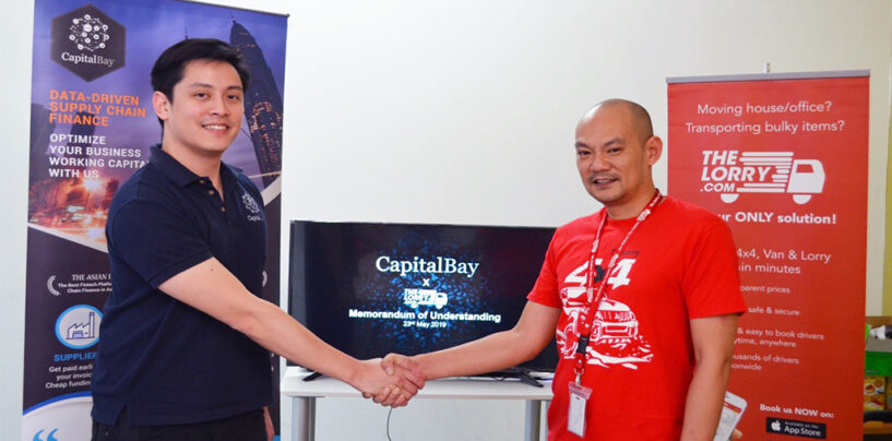 CapBay Partners With TheLorry to Offer Financing for SME Lorry Drivers