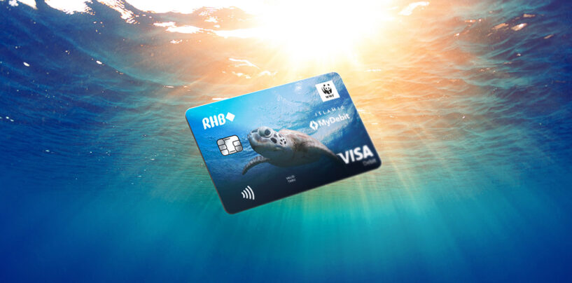 RHB Partners with WWF and IDEMIA to Launch Recycled Debit Cards