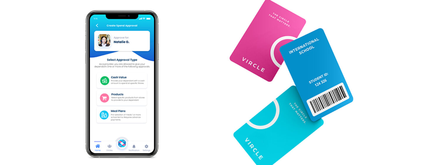 Vircle Introduces Malaysia's First Cashless Nurturing Solution For Schools