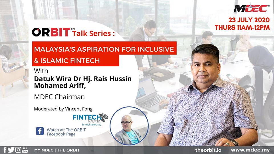Live Stream Interview with Datuk Wira Dr Hj.Rais Hussin Mohamed