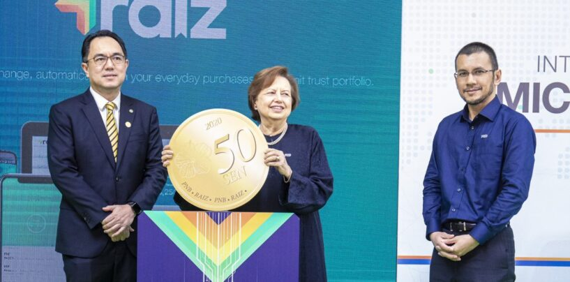 PNB Teams Up With Raiz To Launch an App That Helps You Invest Your Spare Change