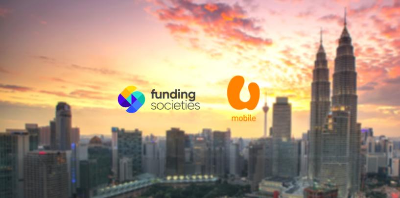 U Mobile to Offer Funding Societies' P2P Financing Solution to SMEs Via GoBiz