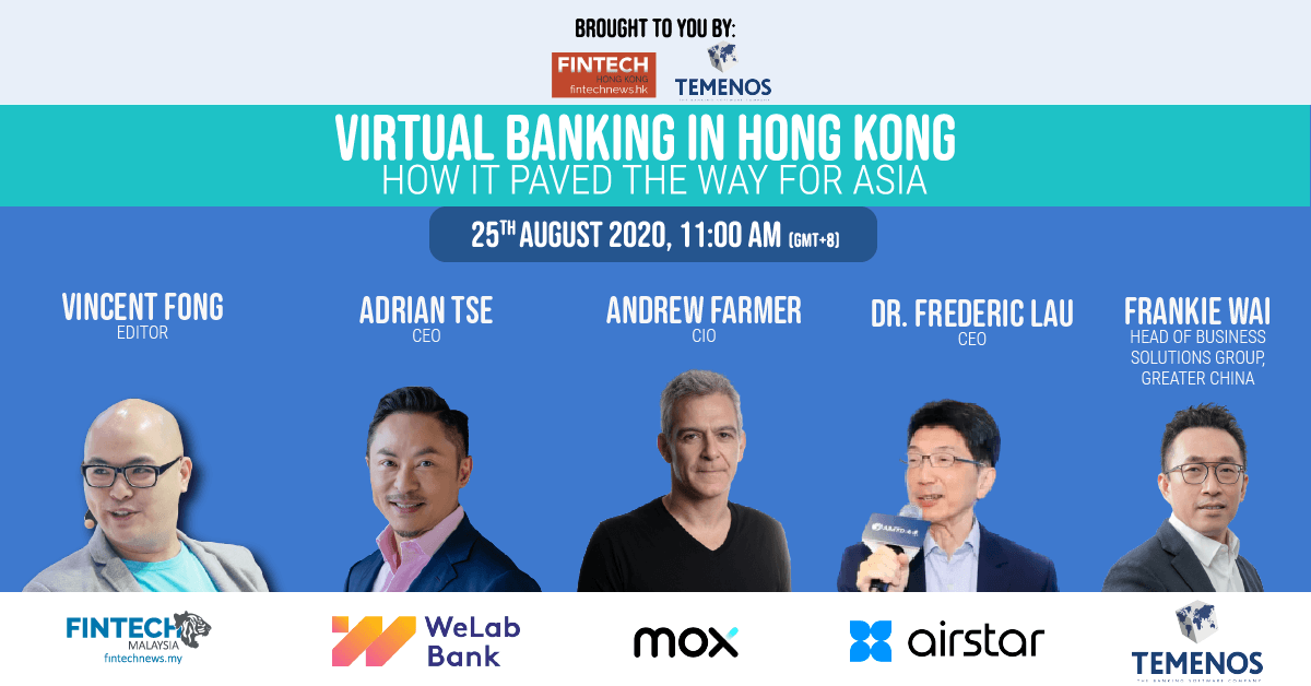 Temenos Hong Kong Virtual Banking Webinar